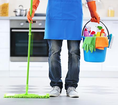 Nettoyage professionnel dans le respect environnemental à Lille